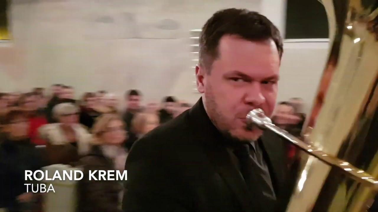 Classic Brass Jürgen Gröblehner Largo Al Factotum - LaDanza - Live in Concert