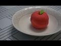 사과가 아닙니다! 케이크 입니다! 사과 모양을 한 케이크 만들기 How to Make Apple Shaped Cakes (남생이/namsanglee)