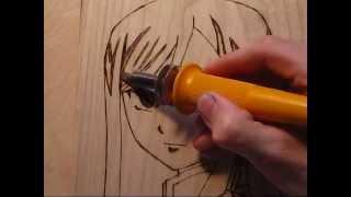 How to wood burn like a pro