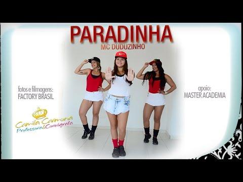 Mc Duduzinho - Paradinha (Coreografia Prof. Camila Carmona)
