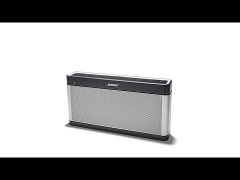 Bose SoundLink Portable Bluetooth Speaker III