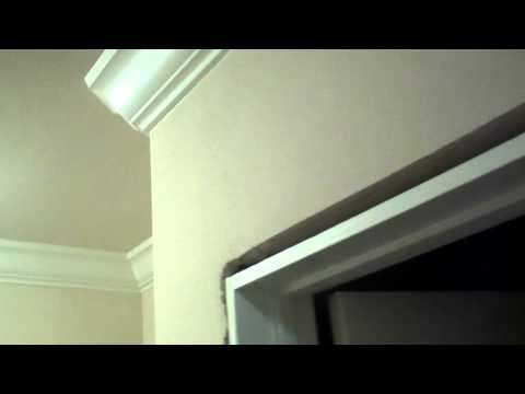 Crown Molding Painting Job In Arlington TX | Home Painters Arlington TX