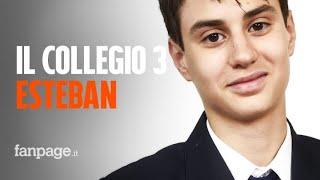 Il Collegio 3 chi e Esteban Frigerio, l&#39artista protagonista di questa edizione