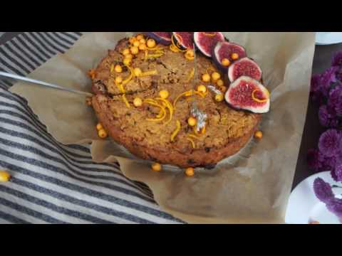 Рецепт Рецепт веганского пирога