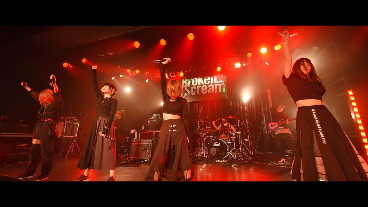 Broken By The Scream -Snowlight Fantasy-  Live in Tokyo
