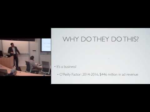 Matt Levendusky - Law, Politics & the Media Lecture Series