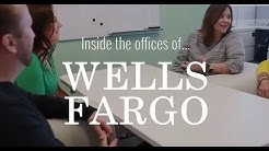 Inside the Offices of Wells Fargo