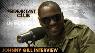 Johnny Gill Dishes On The New Edition Story, Tension In The Group, Stacy Lattisaw & More