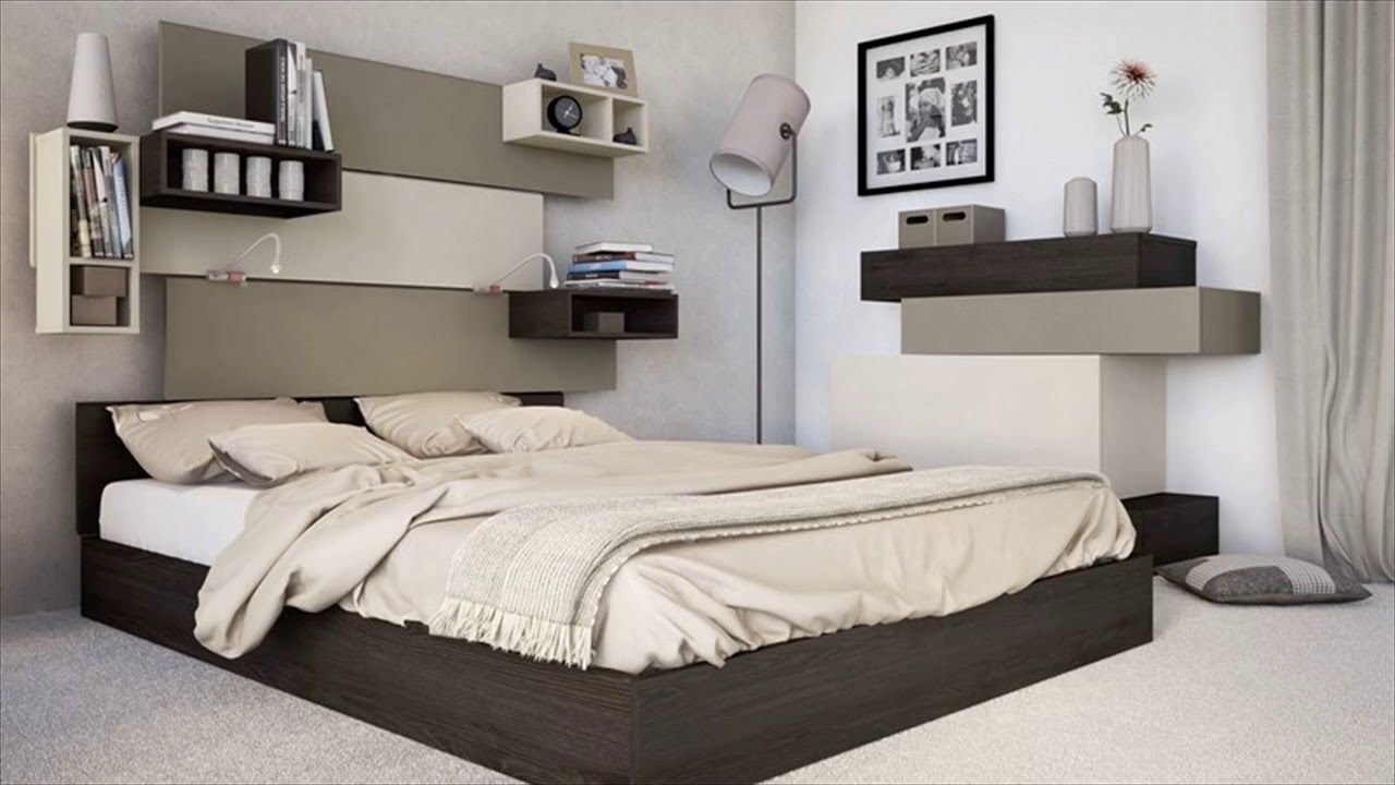 Modern Bed Designs In India 2018 - YouTube