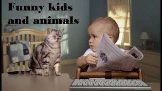 Funniest Baby and Baby Animals Fails - Fun and Fails Baby Video 2019