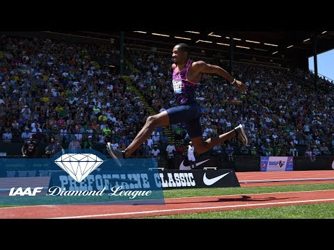 Christian Taylor: Triple Jump Magic