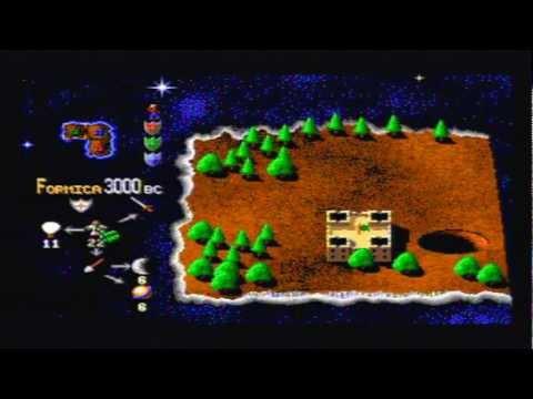 Sega Megadrive - Mega-Lo-Mania - 2nd Epoch - Complete Playthrough