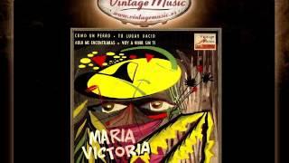 Maria Victoria -- Aquí Me Encontrarás (Bolero) (VintageMusic.es)