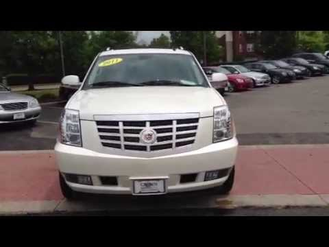 2011 Cadillac Escalade EXT Premium from Crown Mercedes-Benz of Dublin, OH Internet Price: $52,000