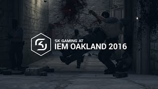 In the crosshairs: IEM Oakland Highlights