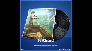 PACK DE MUSIQUE NEWOG!!!! (FORTNITE SEASON X BATTLE PASS)