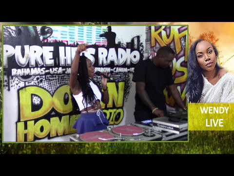 Bahamas Music - Wendy in Studio - One Song - Bahamas | Down Home Radio
