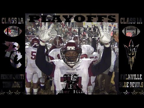 2018 Pickens County vs Falkville Highlight Video - Playoffs Week 2