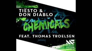 Tiësto & Don Diablo-Chemicals (Radio Edit)