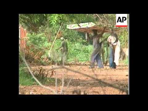 GUINEA BISSAU: REBELS STEP UP PRESSURE AGAINST SENEGALESE TROOPS
