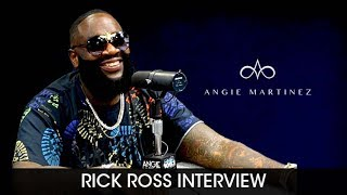 Rick Ross Is Convinced Biggie & Dre Collabo Exists + Talks Meek, Drake & New Show 'Signed'