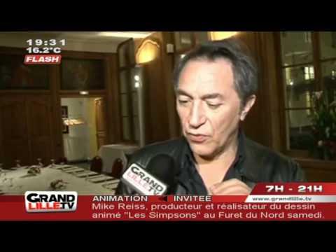 Richard Berry : L'Immortel - Interview exclu
