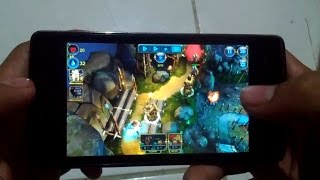 9 Android HD Games - OPPO Joy Gameplay (R1001)