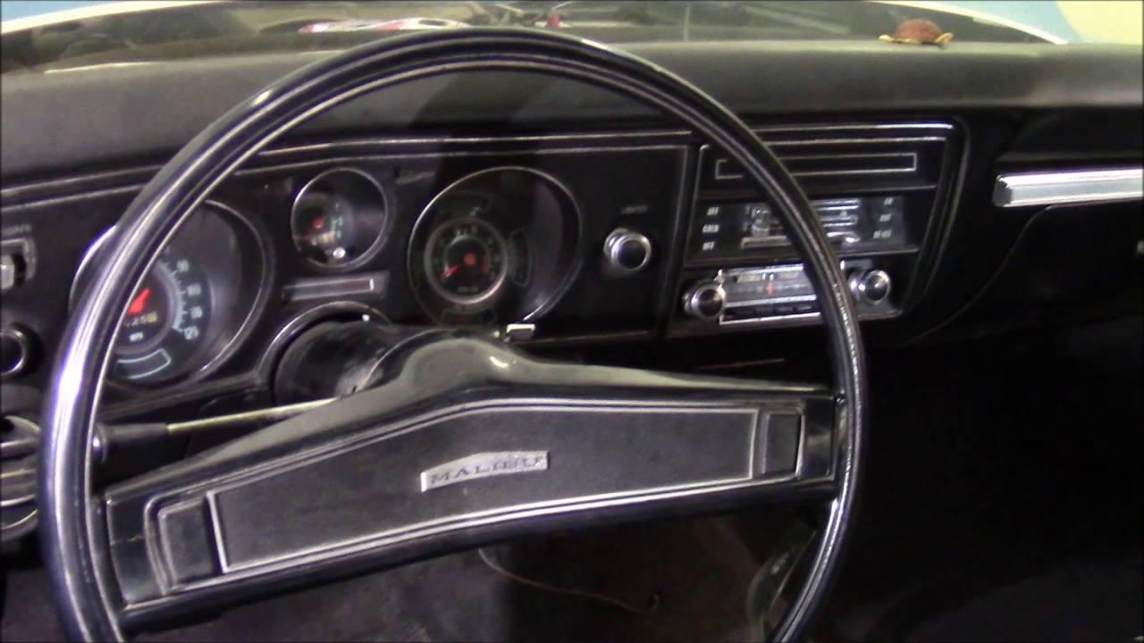Chevy Chevelle 2016 >> 1969 Copo Chevelle Interior Inspection - YouTube