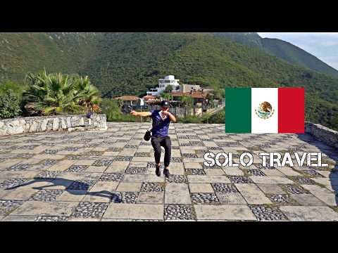 My First Day in Mexico! (Solo Travel)