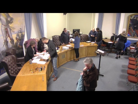 City of Plattsburgh, NY Meeting  2-7-19