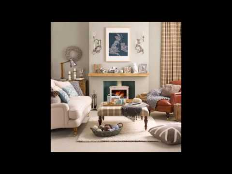 Modern English Country Home Decorating Ideas With Rattan Furniture Interior Design