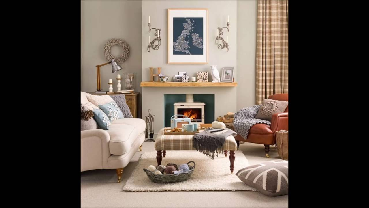 Modern english country home decorating ideas with rattan for Modern english interior design