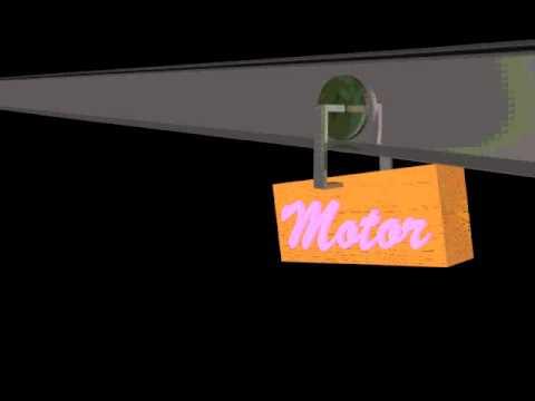 Motor – Cinema 4D