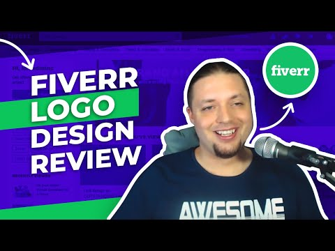 I Paid $5, $40, & $400 for Logo Designs on Fiverr [SEE WHICH IS BEST]