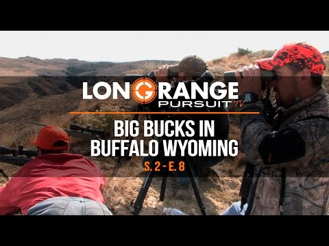Long Range Pursuit | S2 E8 Big Bucks in Buffalo Wyoming