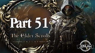 The Elder Scrolls Online Walkthrough - Part 51 UNWANTED GUESTS - (ESO PC Gameplay)