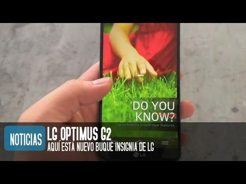 LG Optimus G2, caracter�sticas y especificaciones