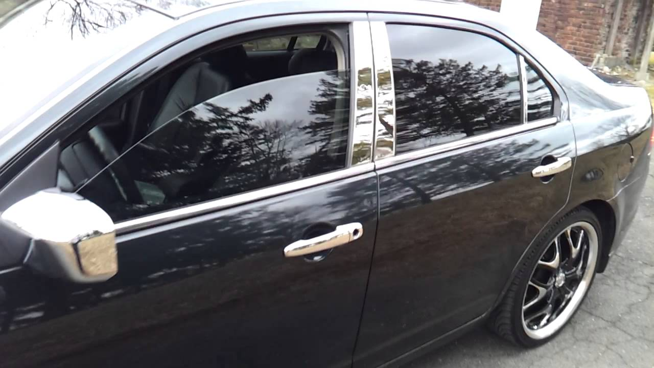 2010 Ford Fusion With 20 S Walk Around
