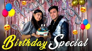 SURPRISE FOR MOHAK | BIRTHDAY SPECIAL 🎂 💯🎉