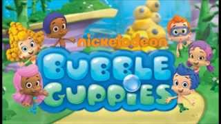 Bubble Guppies - Wheels Go Round