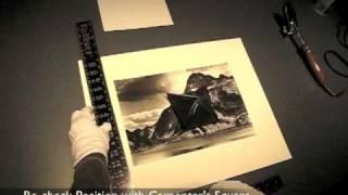 Fine Art Print Presentation