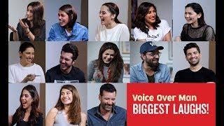 Voice Over Man Biggest Laughs! |PART 1|