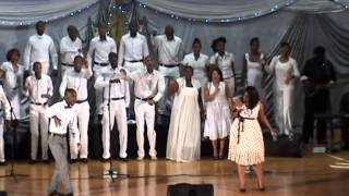 Download UKZN SCF 2012 Concert Lord You're Worthy, Uyabusa Njalo MP3 song and Music Video
