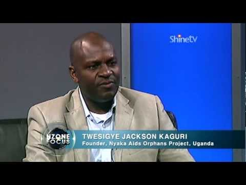 Nzone Tonight Interview with T. Jackson Kaguri