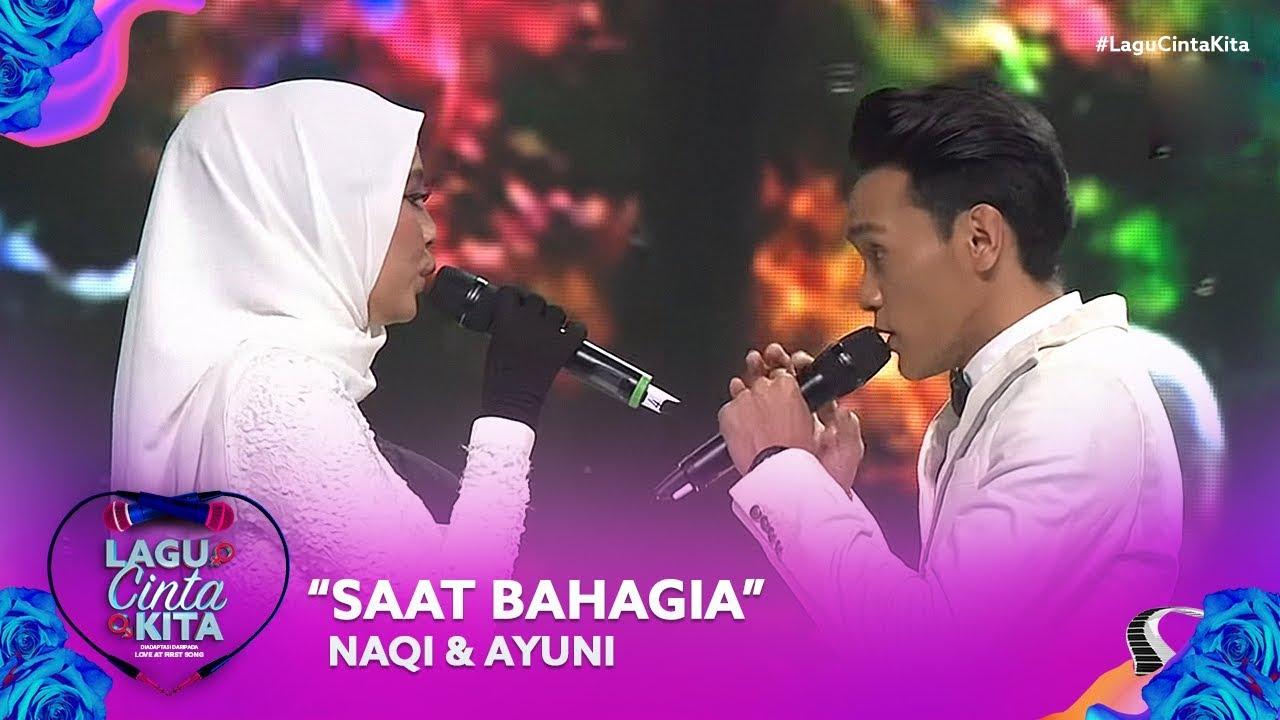 Naqi & Ayuni - Saat Bahagia | Lagu Cinta Kita (2019) - YouTube