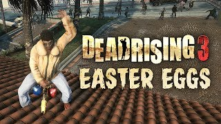 Best Easter Eggs Series - Dead Rising 3 // Ep.60