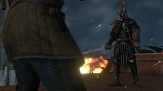 Ведьмак 3. Геральт против Эредина.