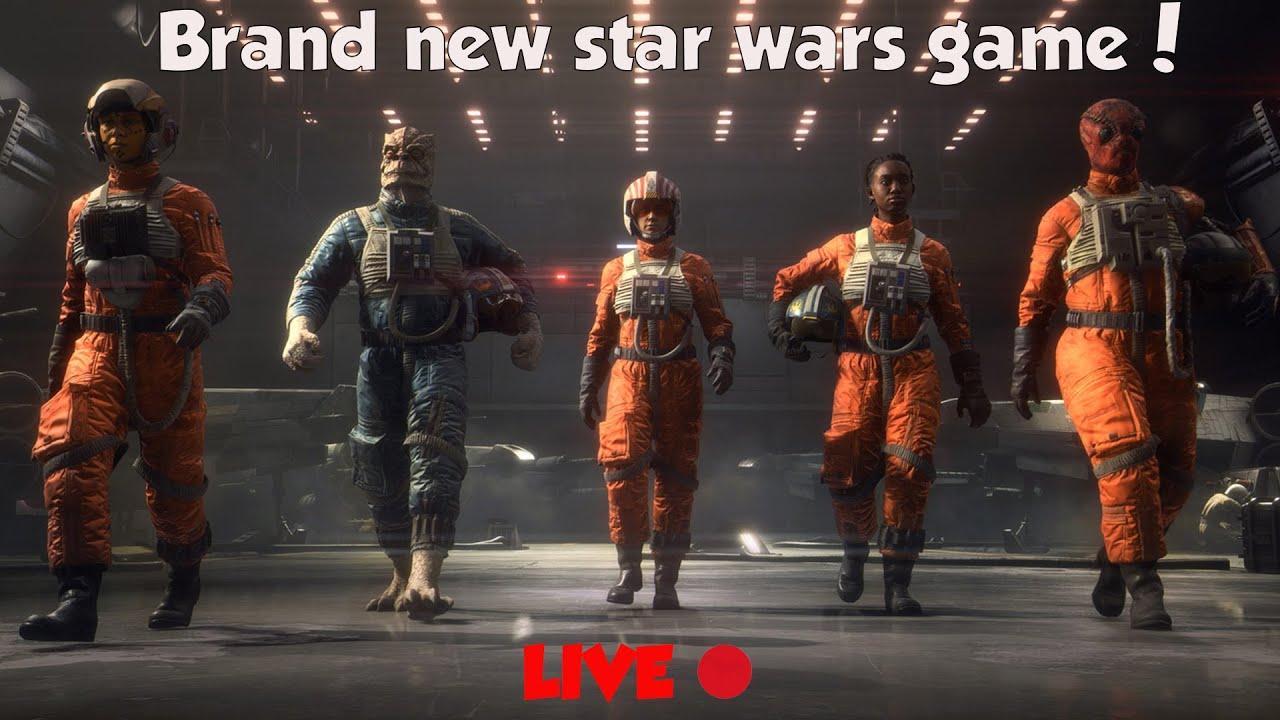 Brand new Star Wars game! - Star Wars battlefront 2