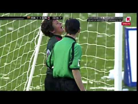 Barcellona-Milan Finale Iscar Cup 2012