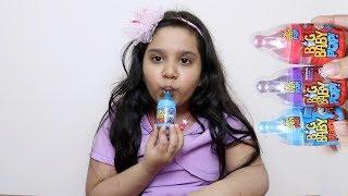 Fingers Family Kid Song Colorful  baby bottle Cute shfa- Kinderlieder und lernen Farben Baby spielen